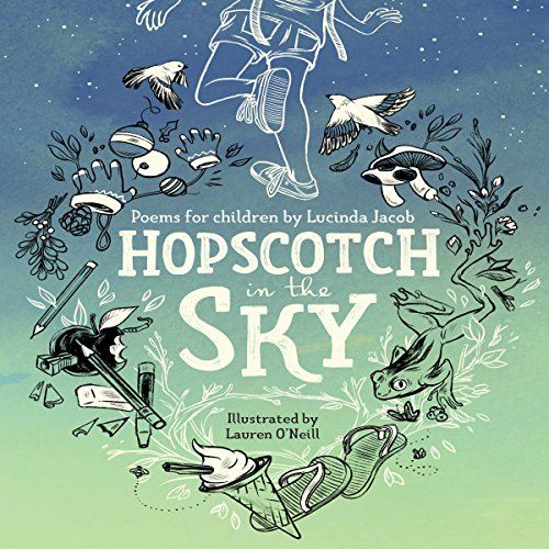 Hopscotch in the Sky audiobook cover art