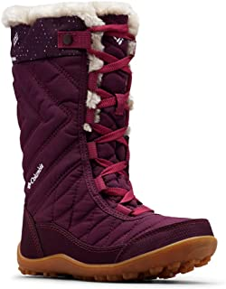 Columbia Kids' Youth Minx Mid Iii Print Omni-Heat Snow Boot