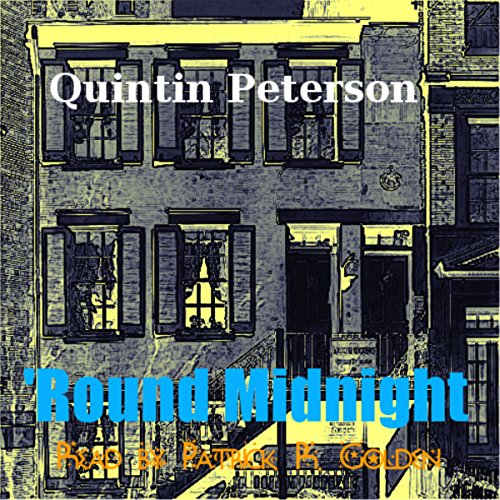 'Round Midnight audiobook cover art