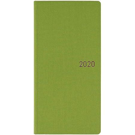 ほぼ日手帳 2020 weeksMEGA カラーズ/グリーンアップル 1月始まり ウィークリー メモ213ページ T20CG1MX00880