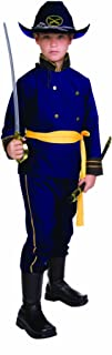 RG Costumes Union Officer, Child Large/Size 12-14