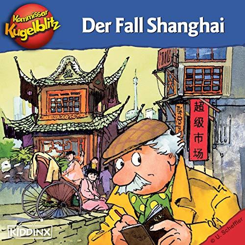 Der Fall Shanghai Titelbild