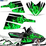 Arctic Cat M Series Crossfire Decal Graphic Kit Sled Snowmobile Sticker AC...