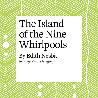 The Island of the Nine Whirlpools cover art