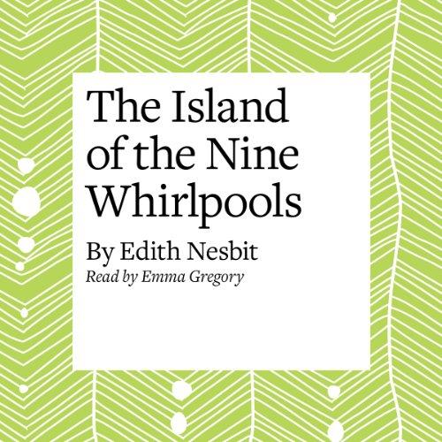 The Island of the Nine Whirlpools copertina