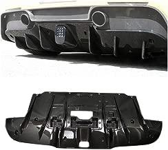 KubaY-design Ferrari 488 Rear Bumper Diffuser Carbon Fiber Replacement Performance New