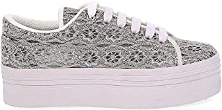 JC PLAY BY JEFFREY CAMPBELL Luxury Fashion Womens JCPLAZOMGD Grey Sneakers | Season Outlet