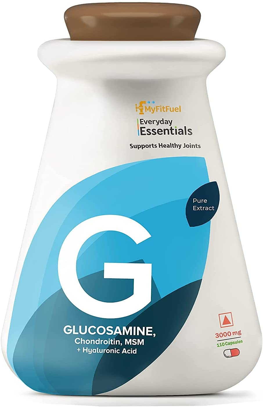 Anjani Glucosamine Max 46% OFF with Genuine Chondroitin sulfate MSM Hyaluronic Ac