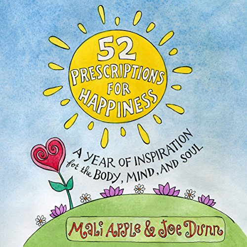 52 Prescriptions for Happiness audiobook cover art