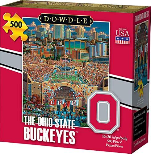 1000 piece puzzles ohio state - 3