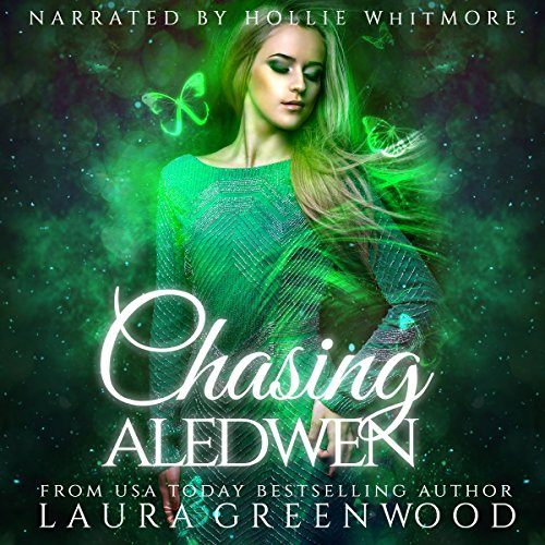 Chasing Aledwen audiobook cover art