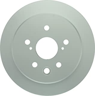 Bosch 50011461 QuietCast Premium Disc Brake Rotor For 2006-2013 Lexus IS250; Rear