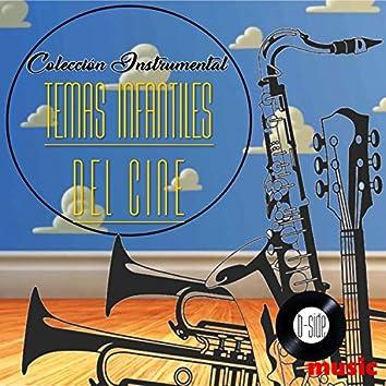 Colección Instrumental Temas Infantiles del Cine