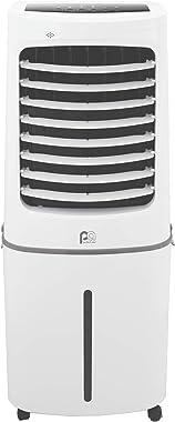 PerfectAire PEVP560 560 CFM Portable Evaporative Cooler, 500 sq. ft, White
