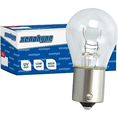 10 X Stück Ba15s Lampe Lima P21w 21 Watt 12v Auto Glühbirne Angebot Neu Ovp Auto