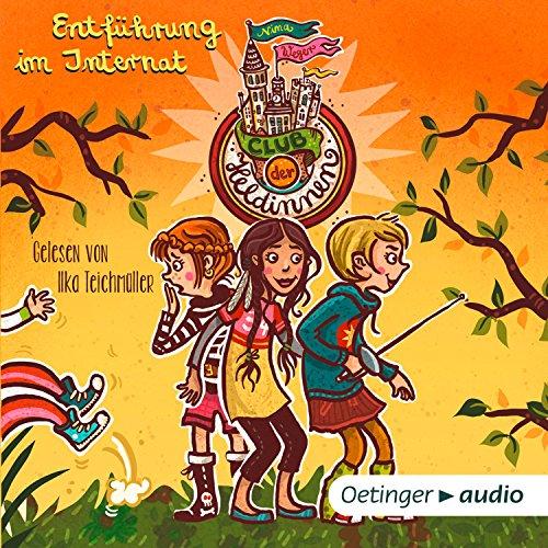 Entführung im Internat audiobook cover art