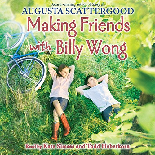 Making Friends with Billy Wong audiobook cover art