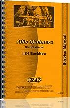 Allis Chalmers HD4 Crawler Service Manual (Attachment)