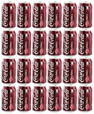 Coca-Cola - Refresco sabor cereza, 24 Unidades de 330 ml