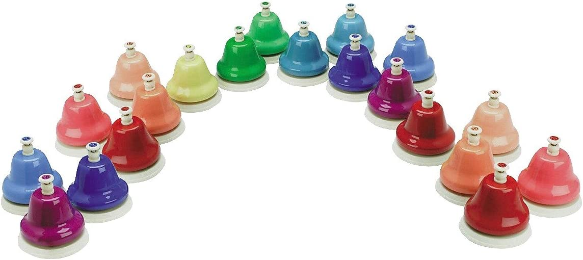 Rhythm Band NEW before selling RB119EX Fixed price for sale Handbells
