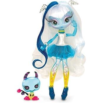 Pet Hi-Def NEW NOVI Stars I Light Up Glow in the Dark Alie Lectric 7 Inch Doll