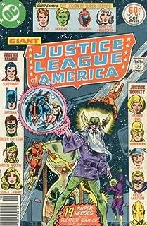justice league of america 147