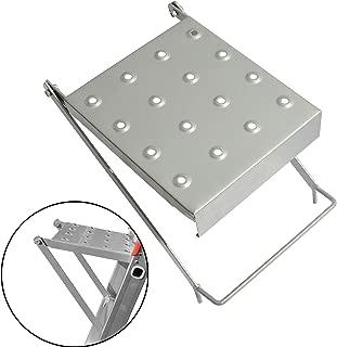 Ladder Platform Accessory, Heavy Duty Ladder Work Stand System Accessories Holds 400 Pound