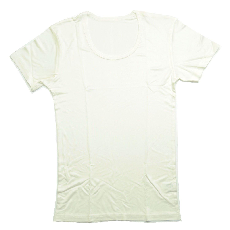 子供用 シャツ シルク 100% 【841 シルクの子供用シャツ(男女兼用)】