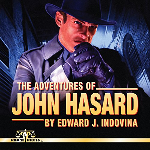 The Adventures of John Hasard audiobook cover art