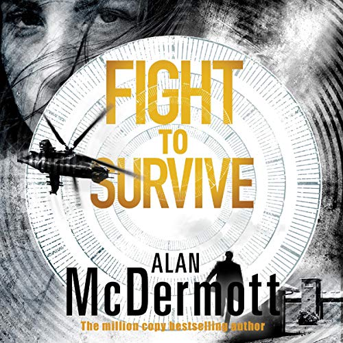 Fight to Survive audiobook cover art