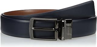 حزام بيري إيليس للرجال من بيري إيليس ذو وجهين أزرق داكن