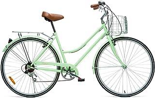 Womens Classic Vintage Cruiser Bike 70cm