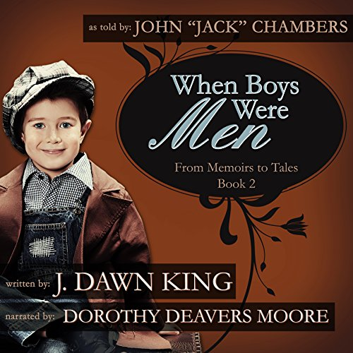 When Boys Were Men: From Memoirs to Tales audiobook cover art