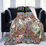 Billy Strings Home Sofa Linqarcon Provide Warmth 60'x50'