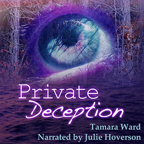 Private Deception audiobook cover art