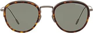 Luxury Fashion | Giorgio Armani Womens AR606830032 Brown Sunglasses | Fall Winter 19