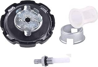 GX160 Gas Cap Joint Filter Set Fuel Gas Tank Cap Fits for Honda GX120 GX200 GX240 GX270 GX340 GX390 Engine Generator 17620-zh7-023 17620-zt3-030 17670-shj-a31 by Ketofa