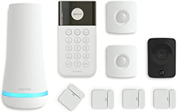 9-Piece SimpliSafe Wireless Home Security System w/HD Camera