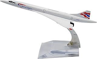 TANG DYNASTY 1/400 16cm ブリティッシュ・エアウェイズ British Airways コンコルド 高品質合金飛行機プレーン模型 おもちゃ