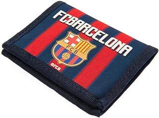 FC Barcelona Stripe Nylon Wallet