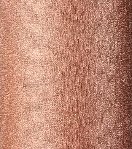 OakTree 222029 Organzastoff, rose gold, 29 cm