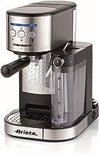 اريتي ماكينة صنع القهوة الأوتوماتيكية - فضي , M138400ARAS