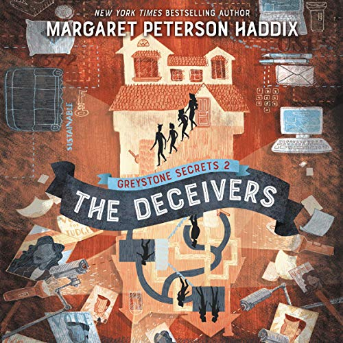 Greystone Secrets #2: The Deceivers audiobook cover art
