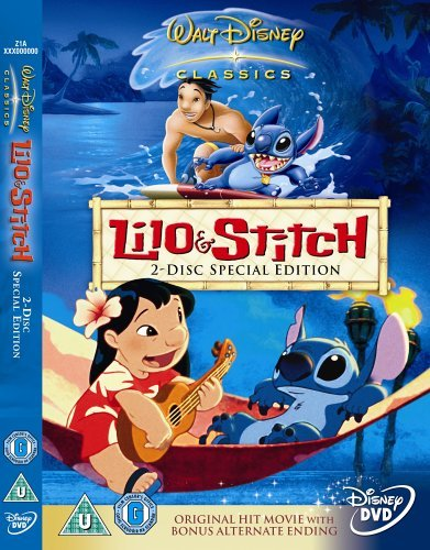 Lilo and Stitch (Special Edition) [DVD] (2002)