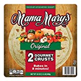Mama Mary's Traditional Pizza Crust, 12 Inch, 24 oz...
