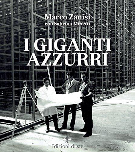 I giganti azzurri (Italian Edition)