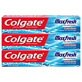 Freshness That Lasts for Hours Packed with Hundreds of Mini Breath Strips Fluoride Toothpaste to Fight Cavities Whitens Teeth by Removing Surface Stains Sugar Free, Gluten Free