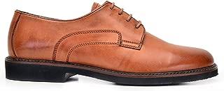 026-LORD EXL-Antik Safran 203 Nevzat Onay Safran Deri Günlük Erkek Ayakkabı