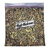 Dope Lab Shroom Stash - Baggie of Psychedelic Magic Mushrooms Pillowcase