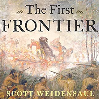 The First Frontier cover art